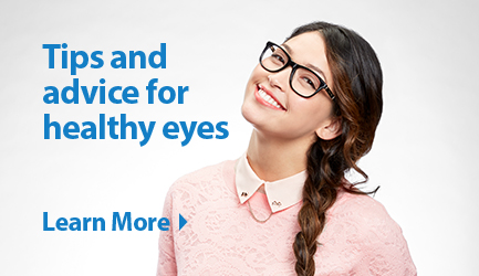 Tips and advice for healthy eyes