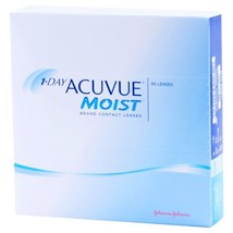 Unknown 1-DAY ACUVUE MOIST 90 Pack contacts