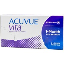 1-DAY ACUVUE MOIST ACUVUE VITA contacts
