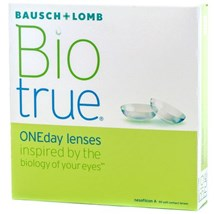 Purevision Biotrue ONEday (90 pack) contacts