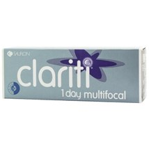 Clariti 1-day Multifocal 30-pack contacts