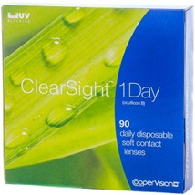 Biomedics Clearsight 1 day 90 pack contacts