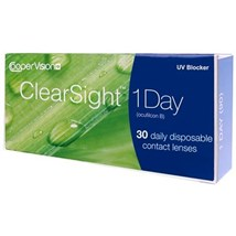 Cooper Vision Clearsight 1 day toric contacts