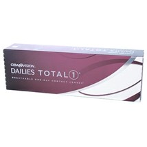 Dailies AquaComfort Plus DAILIES TOTAL1 30 Pack contacts