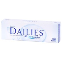 Focus Dailies (Box of 30) FOCUS DAILIES 30 Pack contacts