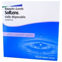 SofLens daily disposable - 90 pack contacts