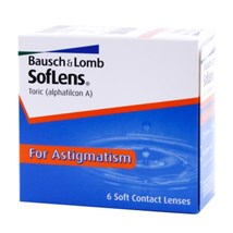 Soflens 66 Toric SofLens Toric For Astigmatism contacts